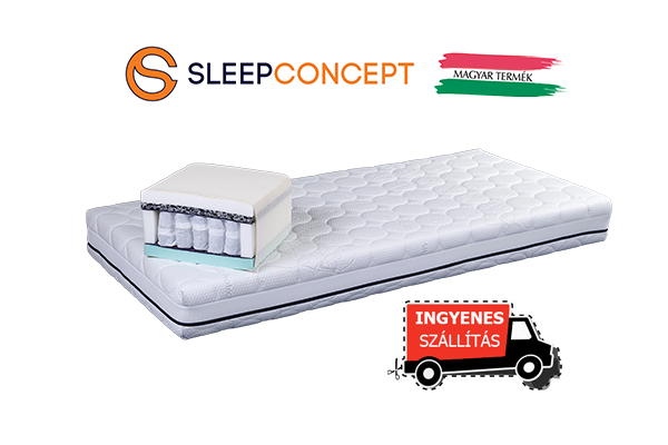 SleepConcept Sensible M matrac